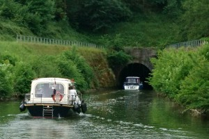 Tunnel bij Ham-sur-Meuse