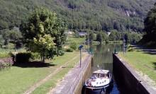 Vaarvakantie Noord Frankrijk